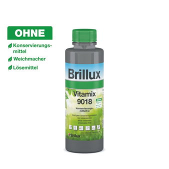 Brillux Vitamix 9018 / 500 ml black olive